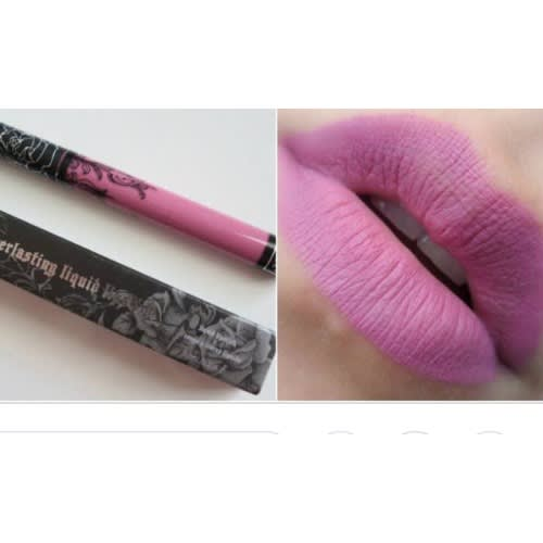 36f428fd81c Kat Von D Lock It Everlasting Liquid Lipstick - Love Sick | Konga ...