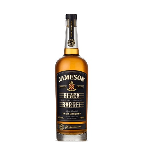Jameson Black Barrel Irish Whiskey 700ml.