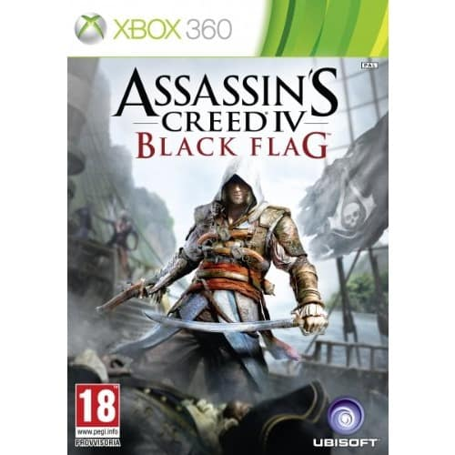 Assassin's Creed Iv Black Flag- Xbox 360