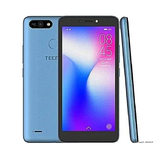 Pop2 F- B1f- Dual Sim- 16gb Rom- Beauty Camera- Fingerprint- Face Unlock- Blue.