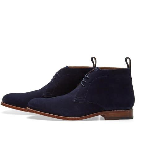 Primark Men's Suede Boots -navy   Konga