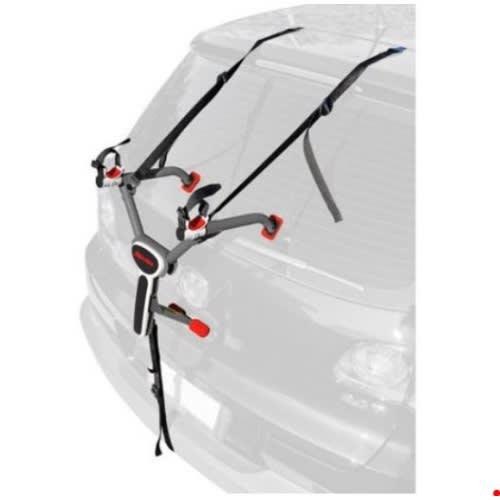 Trunk Mount Bike Rack >> Deluxe Trunk Mounted 1 Bike Carrier