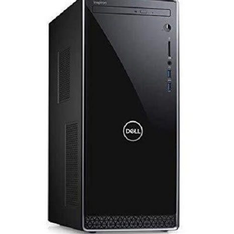 Inspiron 3670 Mini Tower Desktop PC - 4454sap - 8th Generation Intel® Core I5-8400 Processor