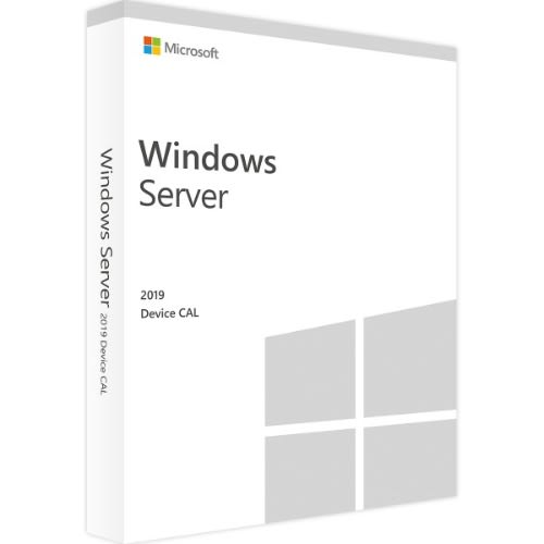 Windows Server 2019 Remote Desktop Services 50 Device Cals
