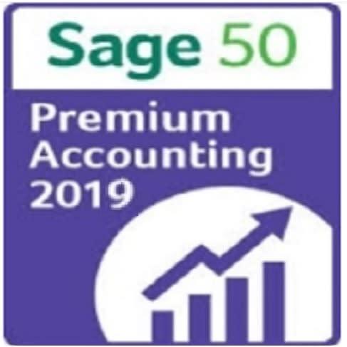 Sage 50 Premium Accounting 2019 - 3 Users.