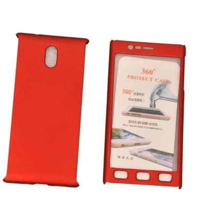Full Protective Case For Itel 1556 - Red