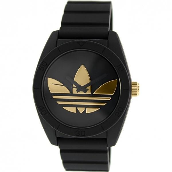 aa8ab78272b9 Santiago Silicone Watch