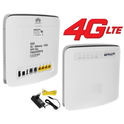 4G LTE Router For NTEL, GLO, MTN, 9MOBILE And AIRTEL Networks