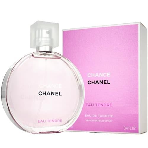 3bbc0278 Chanel Chance Eau Tendre EDT for Women - 100ml