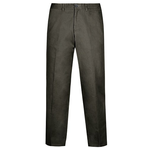 discount collection the latest a great variety of models Mens Adjustable Waist Pure Cotton Chinos
