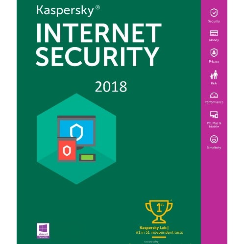 Internet Security 5 Devices 1 year Download Version