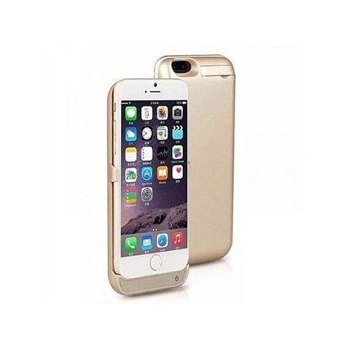 promo code 6b362 11a43 apple iphone 8 and iphone 7 power backup case, Gold