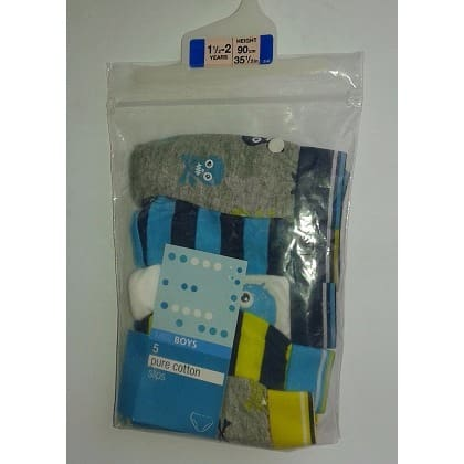 3b6722970aa12 Marks & Spencer 5 Pack Cotton Boys Brief - Multicolour   Konga ...