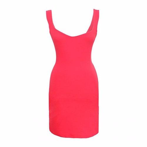 3cb67d3c Bershka Women BodyCon Dress - Orange | Konga Online Shopping