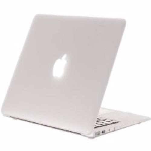 free shipping 29b1b fd4a6 12-inch Clear Crystal Hard Case for Apple Macbook Pro - Silver