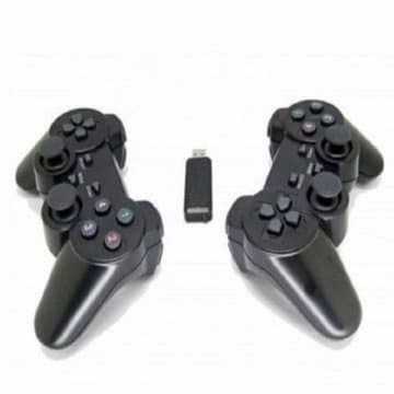 Dual Wireless Vibration PC Gamepad