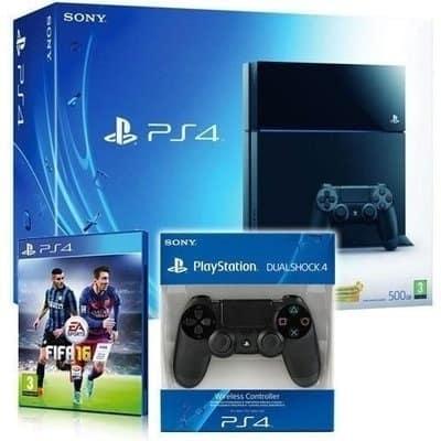 Sony PS4 500GB FIFA 19 Bundle + 2 Controller | Konga Online