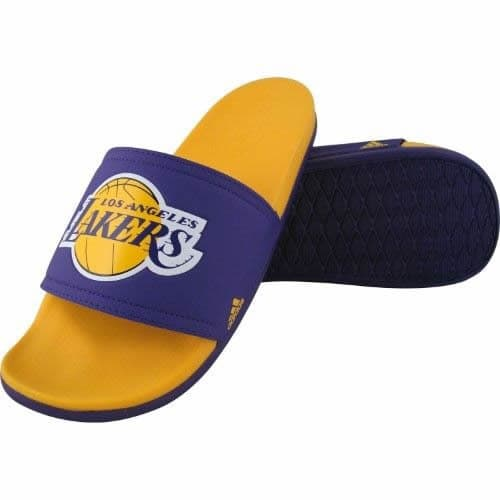 8ea091b39 adidas Adidas lakers basketball slide