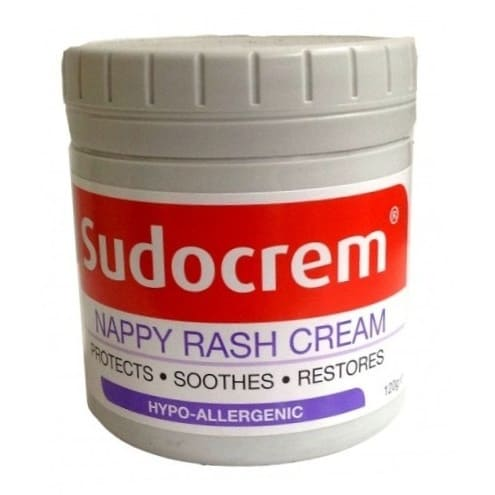 Sudocrem Nappy Rash Cream 125g