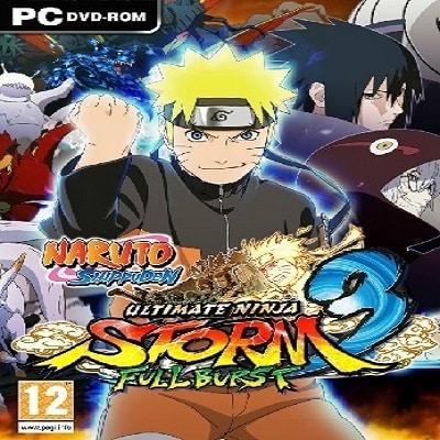 Naruto Shippuden Ultimate Ninja Storm 3 PC Game | Konga Online Shopping