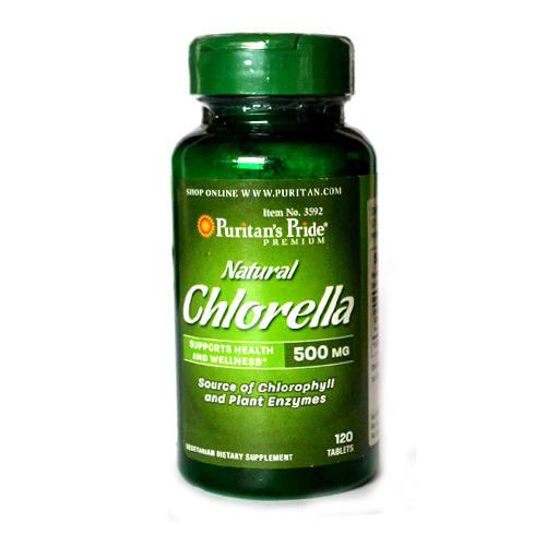 chinese chlorella