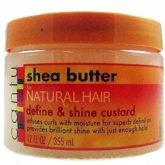 02ff4a600b5f Natural Hair Define and Shine Custard