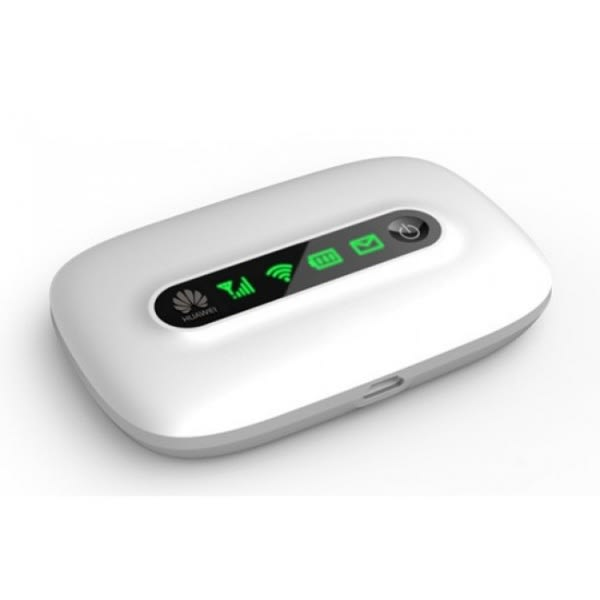 3G Mobile Router With Sim Slot -White
