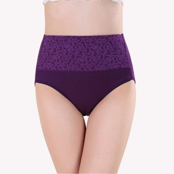 ad33a2598 Body Shaper Panty-Purple