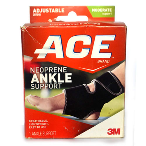 e287c377cd ACE Neoprene Ankle Support - One Size Adjustable - 1pack | Konga ...