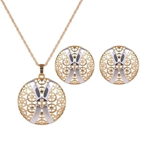 /N/e/Netty-Round-Style-Pendant-Earring-Set-with-Gold-Chain-7445723_2.jpg