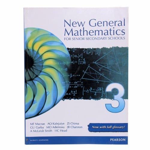 New General Mathematics for JSS2 | Konga Online Shopping