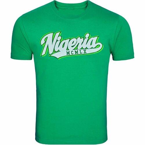 Nigeria Homie Men's Print Shirt -MKG113