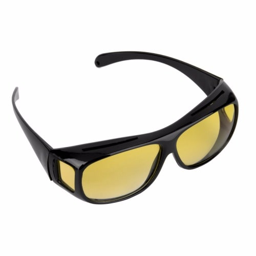 ae689d7513 Night Driving Glasses - Anti Glare Vision Driver Safety Sunglasses ...
