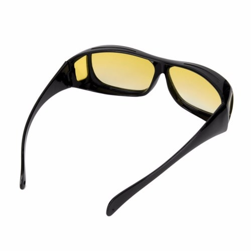 1a401dba648 Night Driving Glasses - Anti Glare Vision Driver Safety Sunglasses ...
