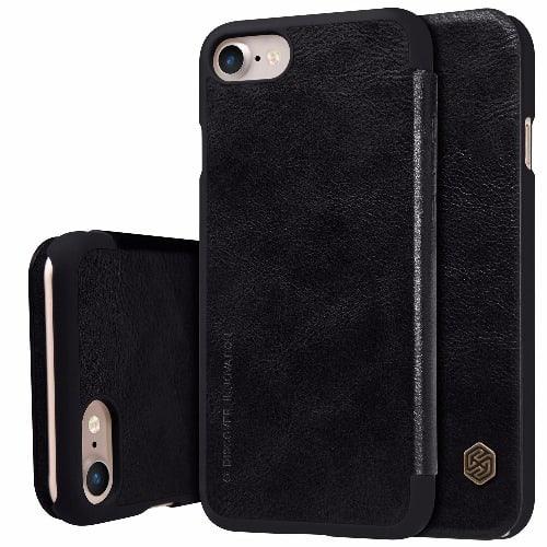 watch 45263 b3d8d Nillkin Flip Case for iPhone 7 & 8 - Black