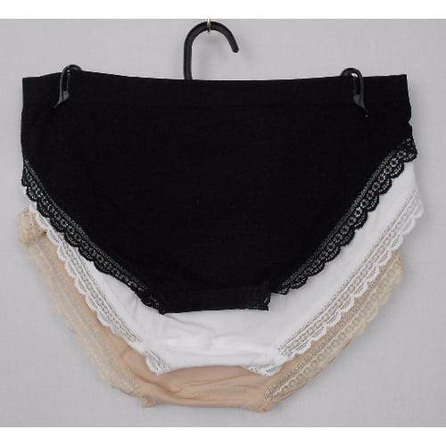 6f1b9a4397a1 Nylon Solid Lace Trim For Women - 3 packs - Multicolor | Konga ...