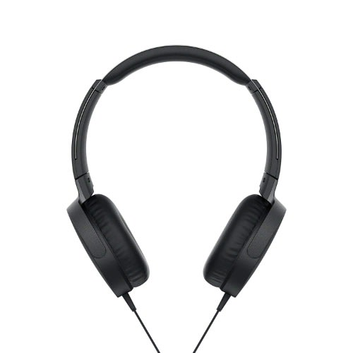 Xb550ap Extra Bass On-ear Headphone, Black (2017 Model)