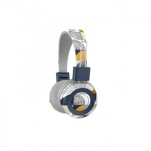 Foldable Colourful Music Headphone