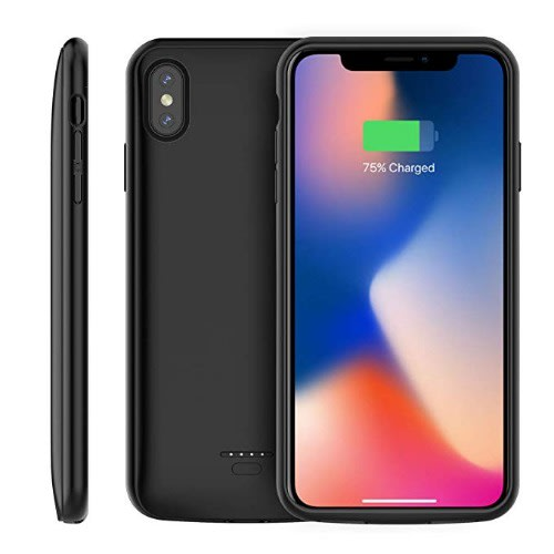 pretty nice b13b5 09a0a Battery Power Case For iPhone Xs Max