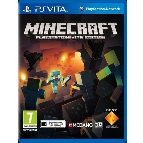 Ps Vita Minecraft: Playstation Vita