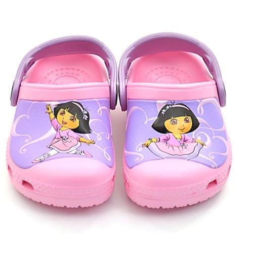 17df0977b Disney Dora The Explorer Crocs