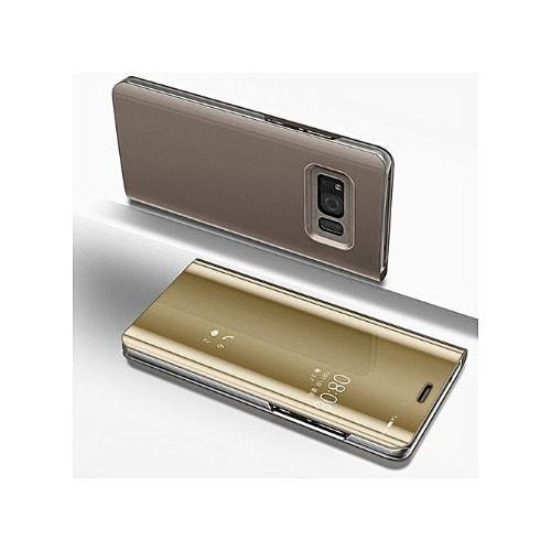 hot sale online d869f 1e258 Samsung Galaxy S7 Edge Flip Case- Gold