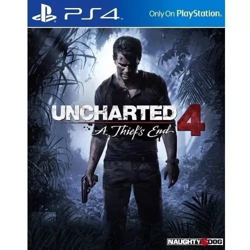 Uncharted 4 - PS4 Game