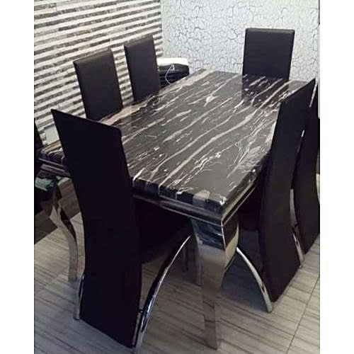 Incredible Marble Dining Table 6 Chairs Forskolin Free Trial Chair Design Images Forskolin Free Trialorg