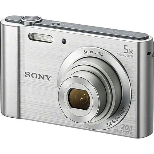 W800 Cyber Shot Digital Camera