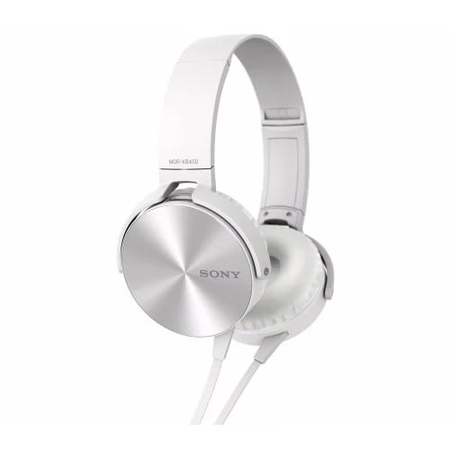 Headphone Extra Bass -mdr-xb450ap - White