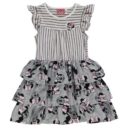 Disney Minnie Mouse Character White And Grey Dress Konga Online