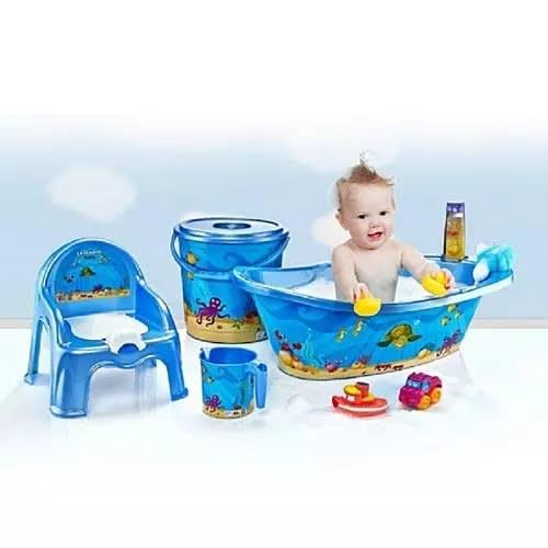 Baby Bath Set
