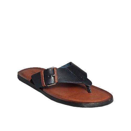 many fashionable los angeles quality Tobylano Men's Slippers - Navy Blue