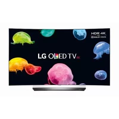 55''oled Curved Smart 3d Tv + Magic Remote - 55c6